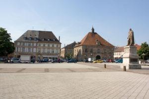 Courtier à Phalsbourg