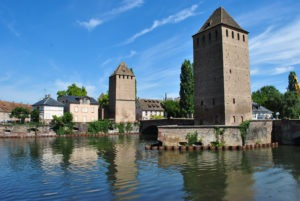 Courtier à Strasbourg